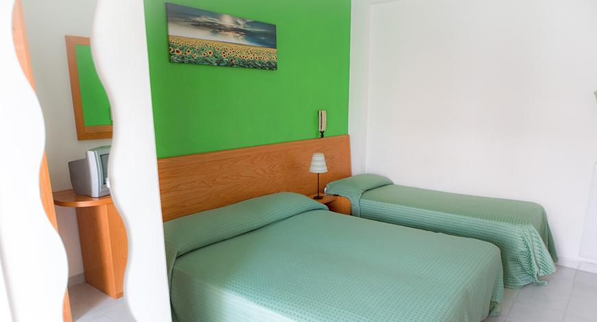 Piccolo Hotel Terracina_Tripla