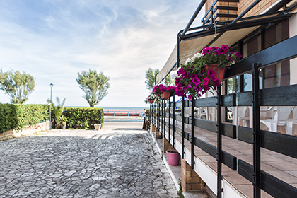 Piccolo Hotel Terracina_Parcheggio