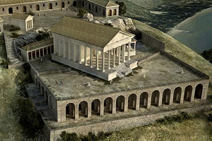 Piccolo Hotel Terracina_Tempio Giove
