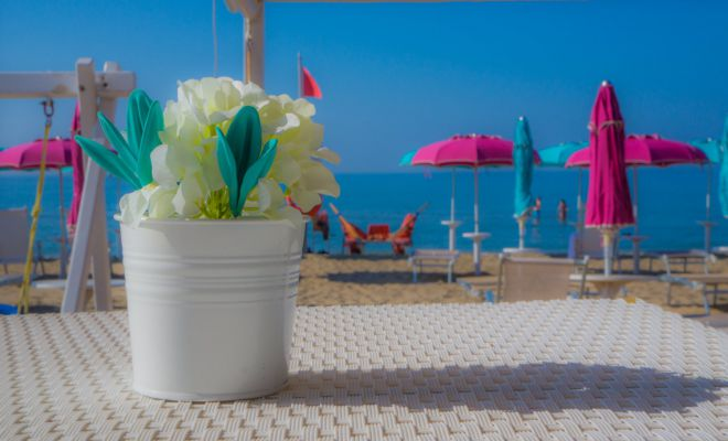 Spiaggia convenzionata La Vela